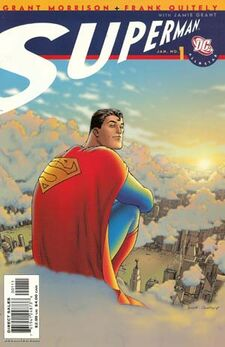 Allstar Superman 1