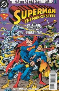 Superman Man Of Steel 34