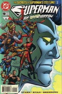 Superman Man of Tomorrow 9