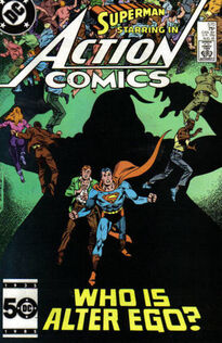 Action Comics Issue 570
