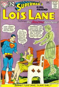 Supermans Girlfriend Lois Lane 033
