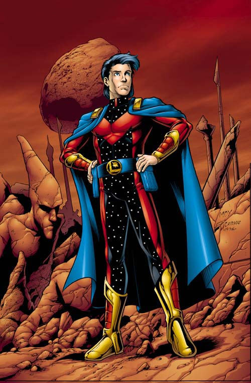 Daxamites Superman Wiki Fandom Powered By Wikia