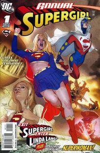Supergirl Annual 2005 1