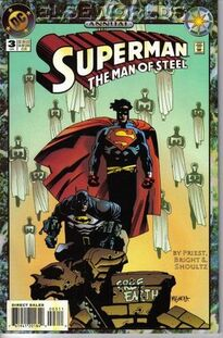 Superman Man of Steel Annual 3