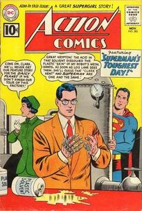 Action Comics Issue 282