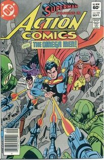 Action Comics Issue 535
