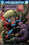 Action Comics 981 variant