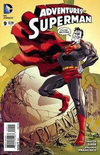 Adventures of Superman Vol 2 9