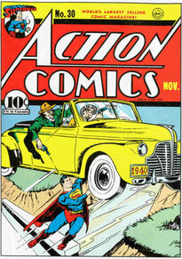 Action Comics Issue 30