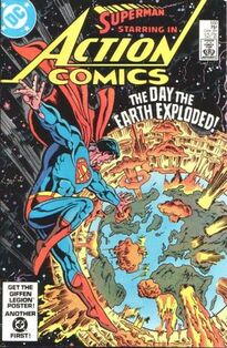 Action Comics Issue 550