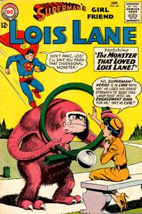 Supermans Girlfriend Lois Lane 054