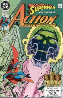 Action Comics Issue 649