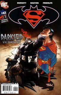 Superman Batman 42
