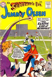 Supermans Pal Jimmy Olsen 037