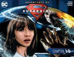 Adventures of Supergirl 10
