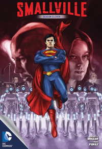Smallville S11 I03 - Digital Cover