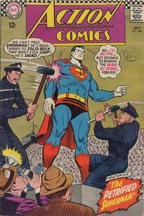 Action Comics Issue 352