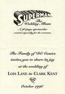 SupermanWeddingAlbumInvite