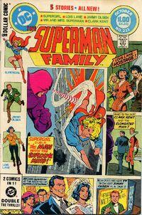 Superman Family 211