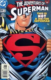 The Adventures of Superman 596