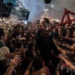 Escena de Superman