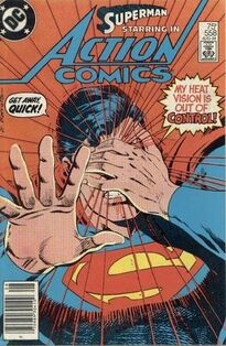 Action Comics Issue 558