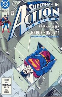Action Comics Issue 665