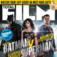 Portada de la revista TotalFilm