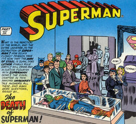 SupermanDeath-Superman149November1961