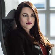 Lena Luthor - Katie McGrath