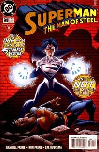 Superman Man of Steel 94