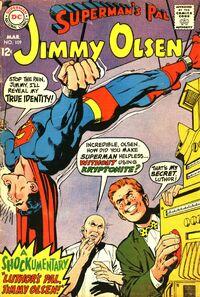 Supermans Pal Jimmy Olsen 109