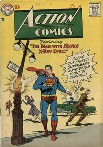 Action Comics Issue 227
