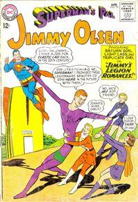 Supermans Pal Jimmy Olsen 076