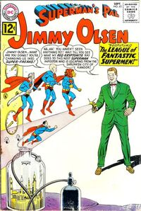 Supermans Pal Jimmy Olsen 063