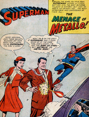The Menace of Metallo