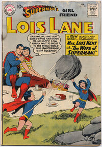 Supermans Girlfriend Lois Lane 023