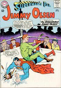 Supermans Pal Jimmy Olsen 082