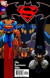 Superman Batman 21