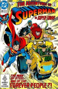 The Adventures of Superman 495