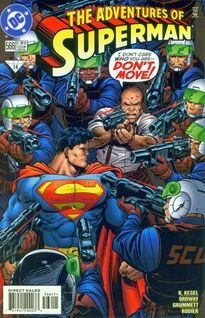 The Adventures of Superman 566
