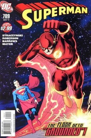 Superman 709 Cover