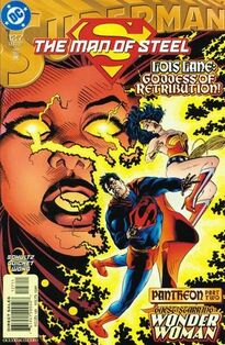 Superman Man of Steel 127