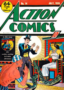 Action Comics Issue 14