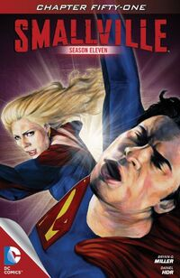 Smallville S11 116 Digital Cover