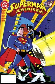 Superman Adventures 25
