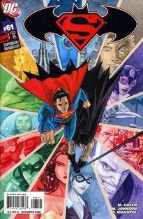 Superman Batman 61