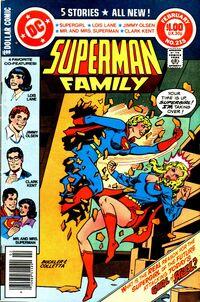 Superman Family 215