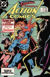 Action Comics Issue 562