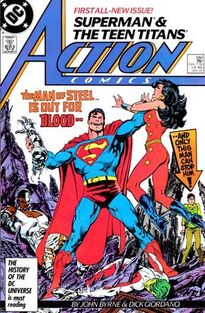 Action Comics Issue 584